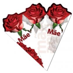 Cartão Mãe - Linha Flor Amor Perfeito