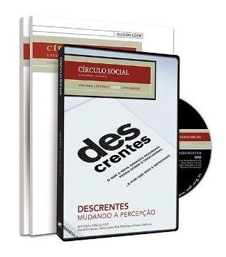 Curso Descrentes (DVD, Guia do Líder e Manual do Participante)