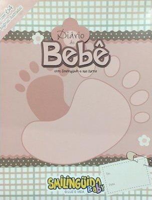 Diário do Bebê com Smilingüido e Sua Turma - Feminino