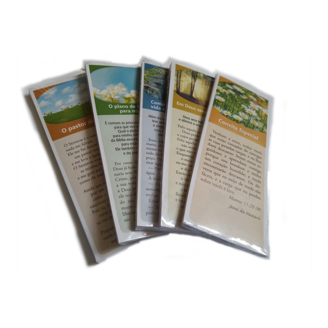 Folhetos Seleções Bíblicas - Série Seleção 2