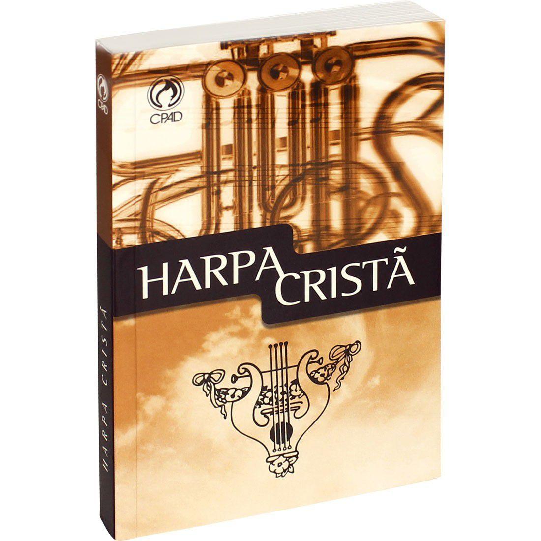 Harpa Cristã Popular - Marrom