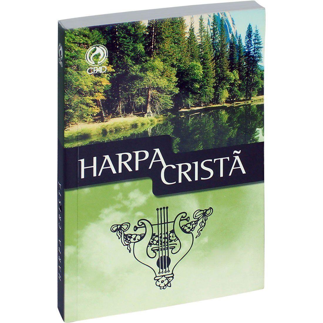 Harpa Cristã Popular - Verde