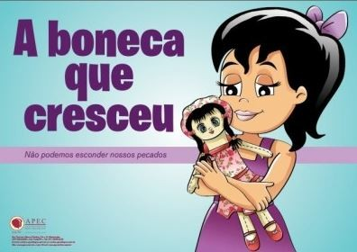 Kit A Boneca Que Cresceu