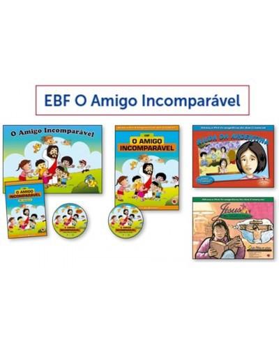 Kit EBF O Amigo Incomparavel