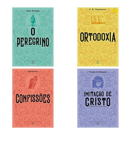 Kit Literatura Cristã Edição especial I