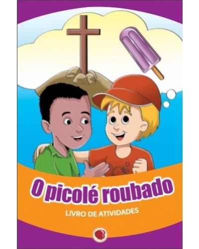 Livrinho O Picolé Roubado