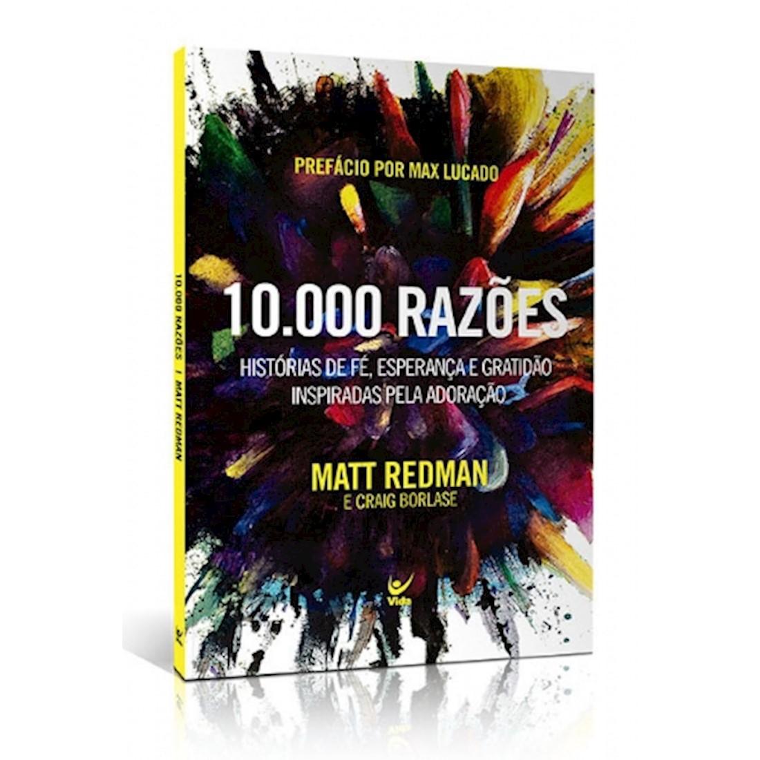 Livro 10.000 Razões