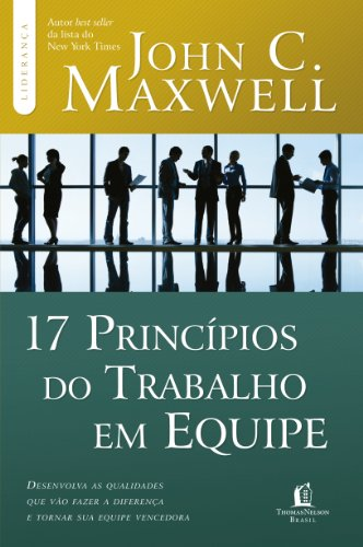 Livro 17 Princípios do Trabalho em Equipe