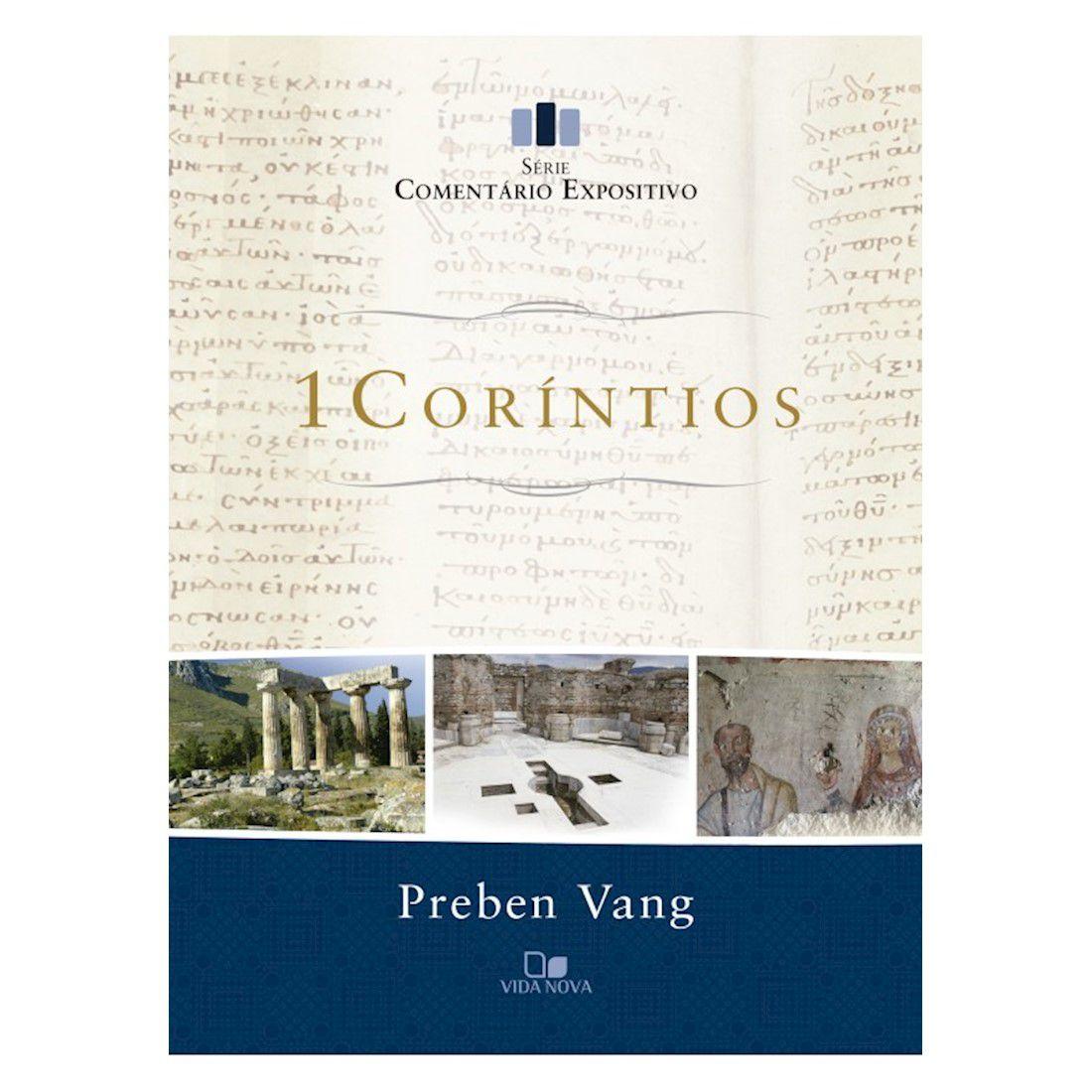 Livro 1Coríntios - Série Comentário Expositivo