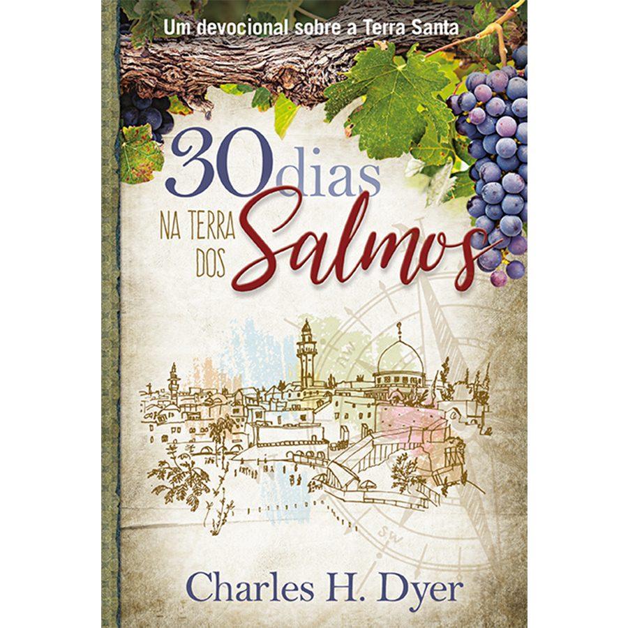Livro 30 Dias na Terra dos Salmos