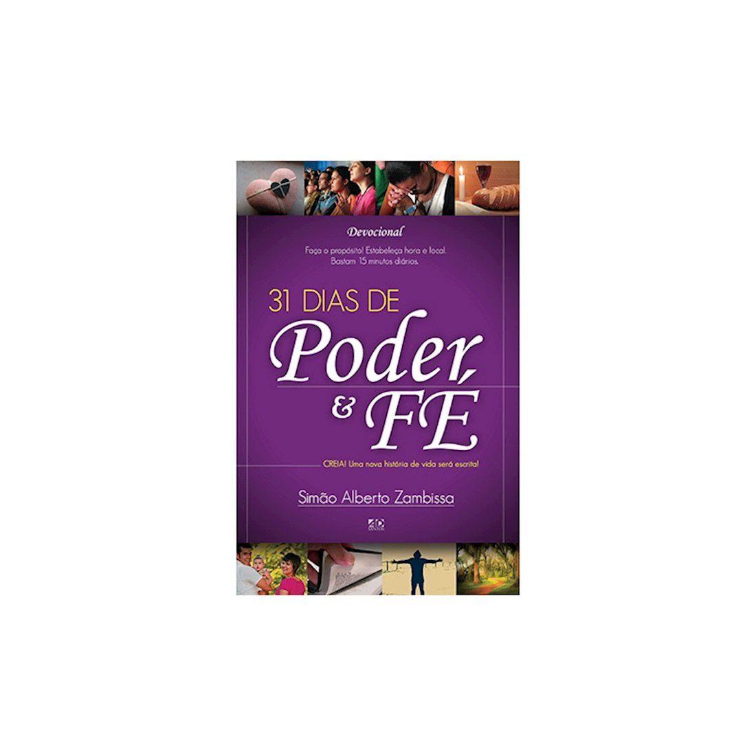 Livro 31 Dias de Poder e Fé