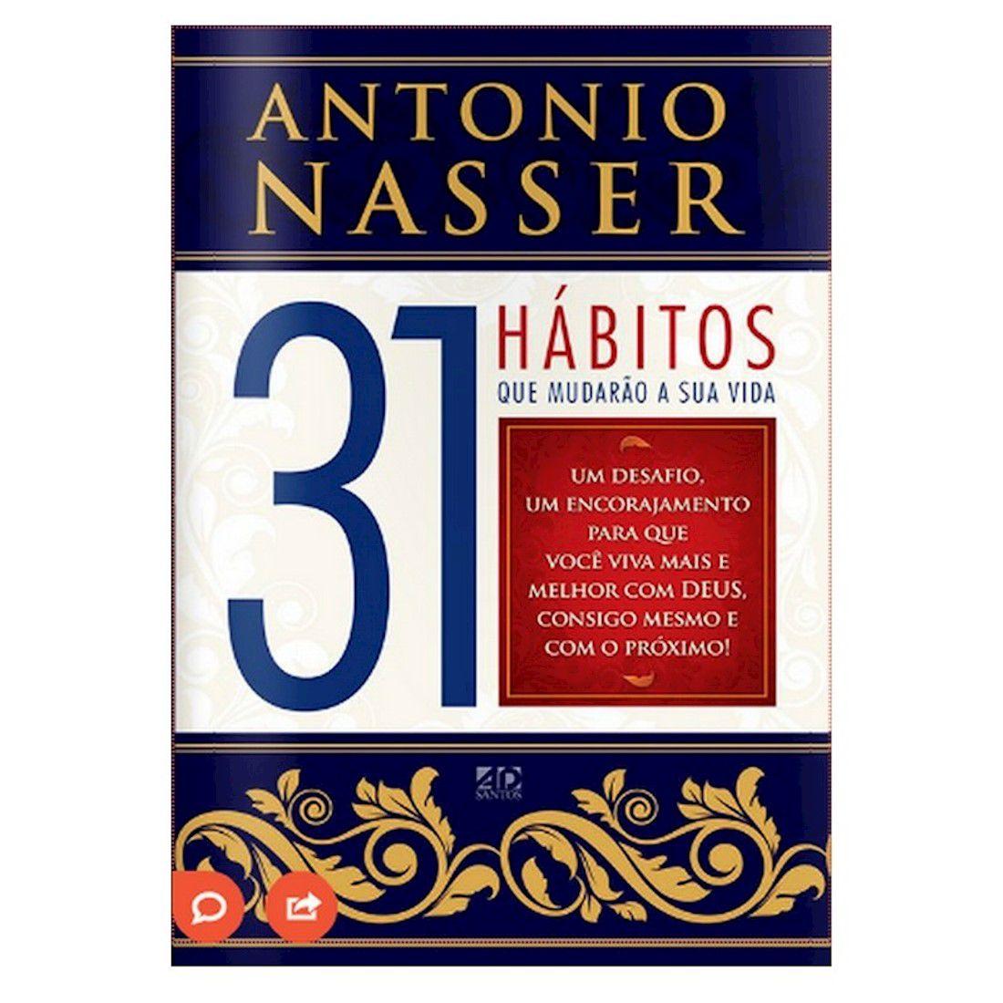 Livro 31 Hábitos que Mudarão a Sua Vida