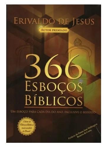 Livro 366 Esboços Bíblicos