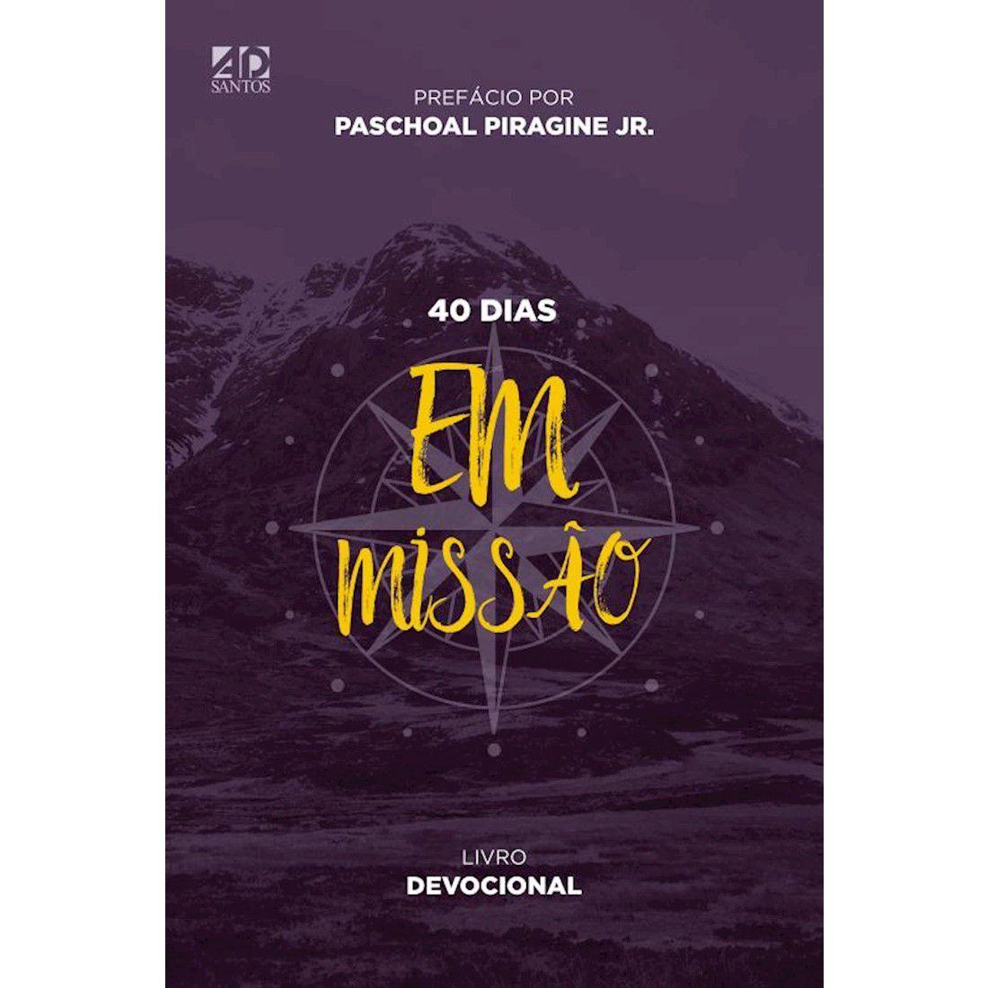 Livro 40 Dias em Missão