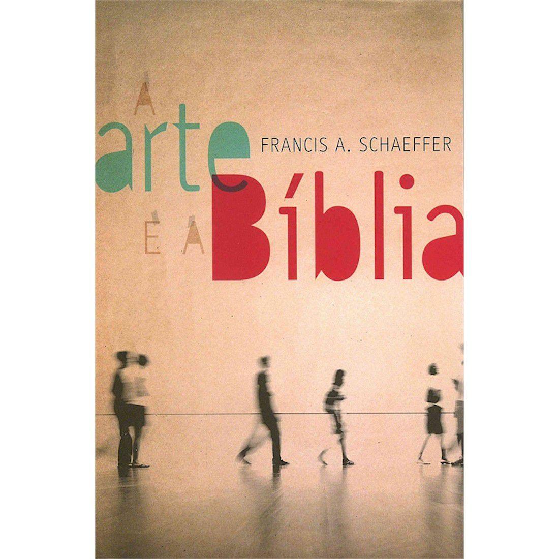 Livro A Arte e a Bíblia