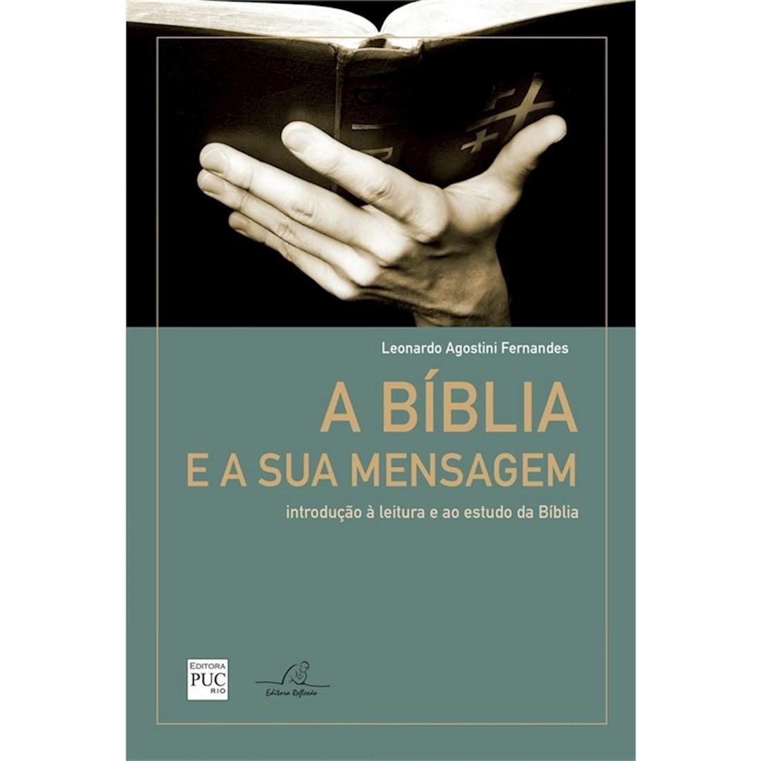 Livro A Bíblia e a sua Mensagem