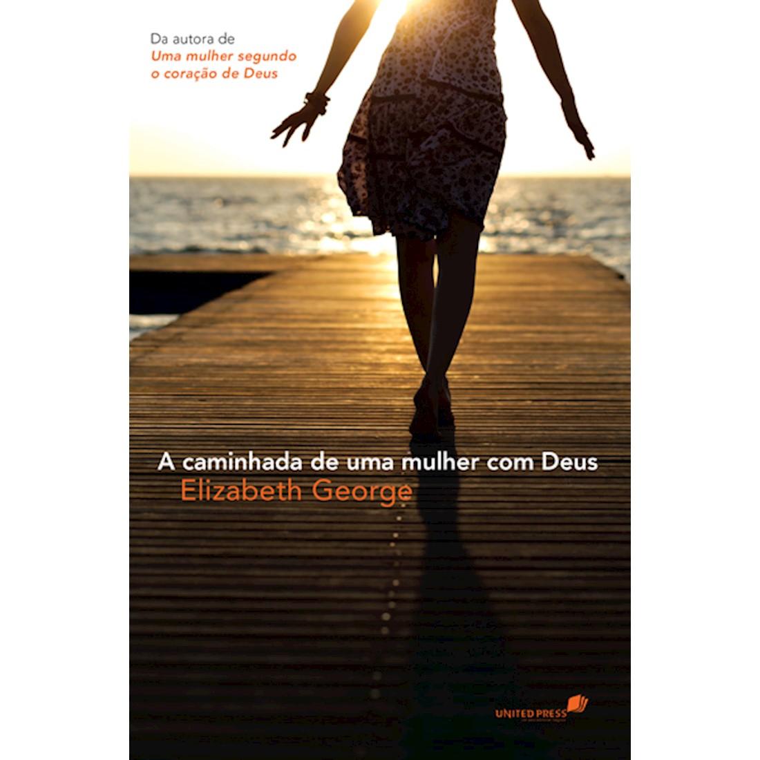 Livro A Caminhada de uma Mulher com Deus