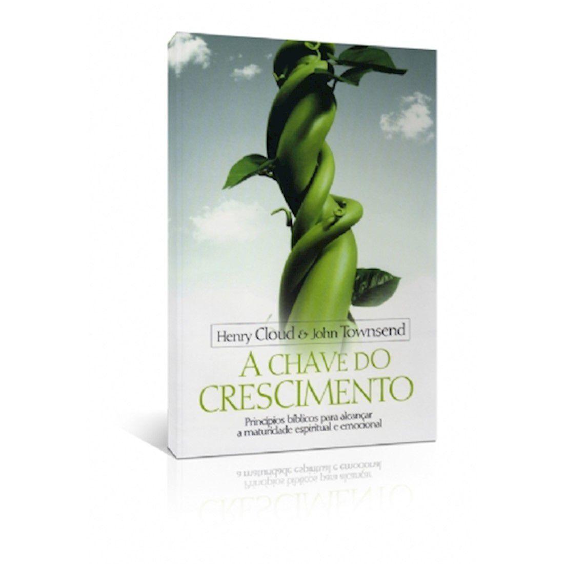 Livro A Chave do Crescimento