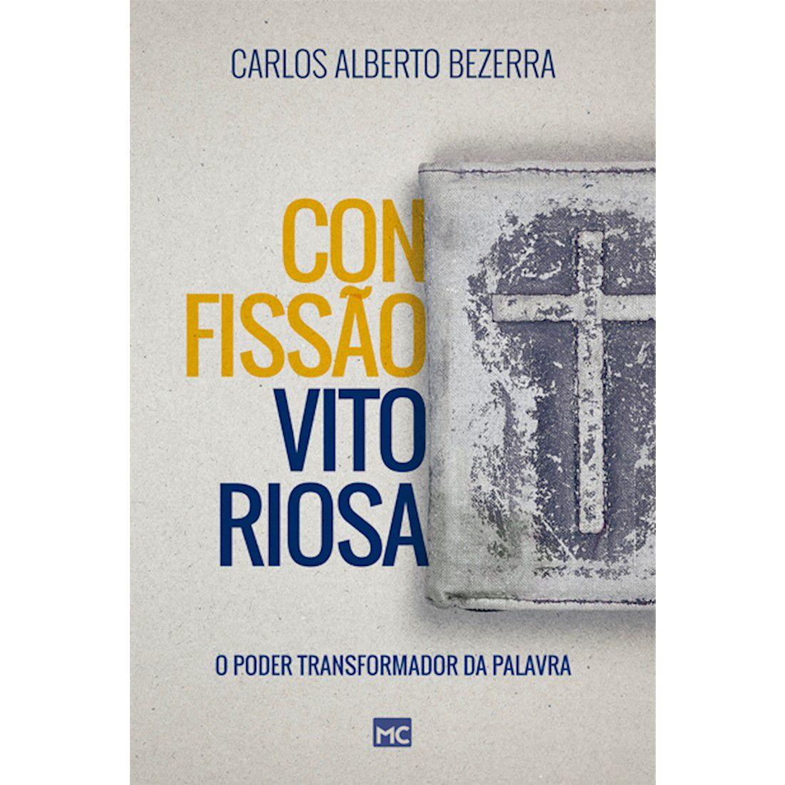 Livro A Confissão Vitoriosa
