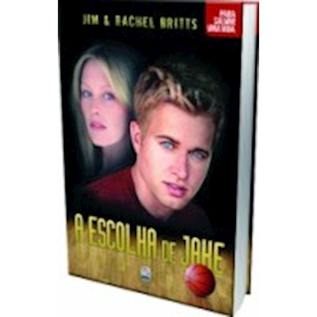Livro A Escolha de Jake