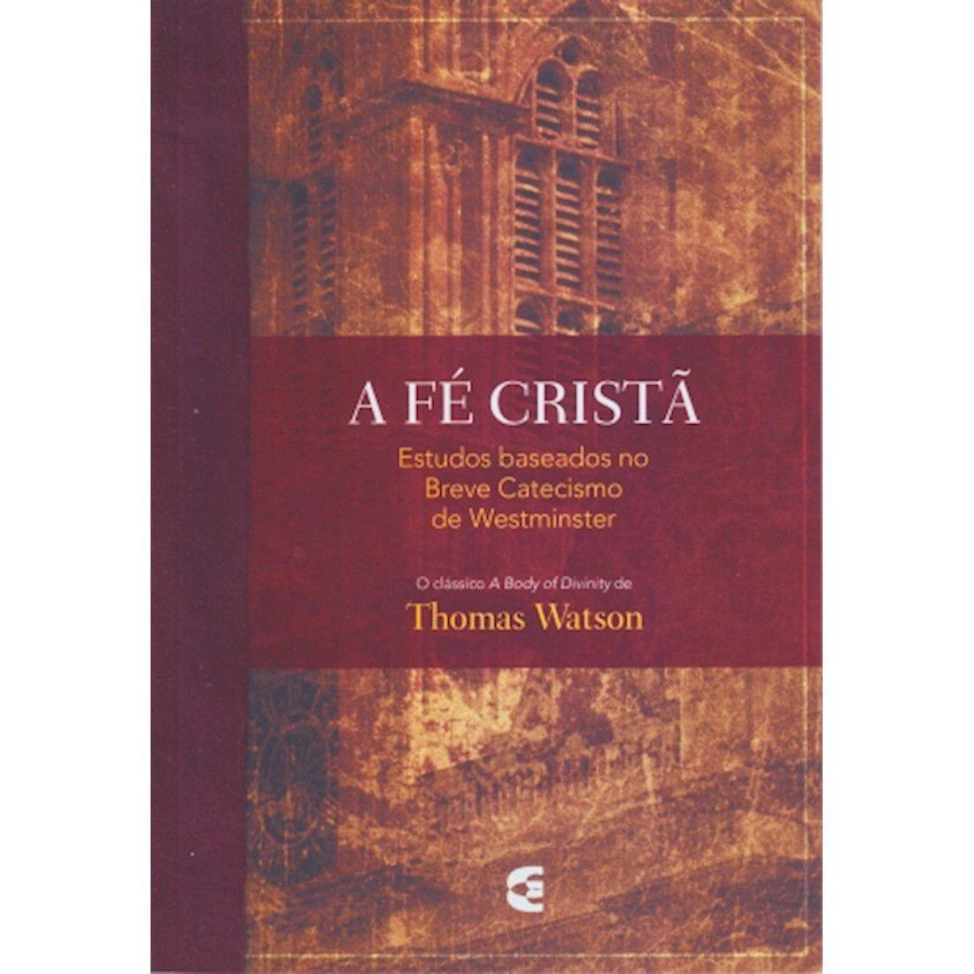 Livro A Fé Cristã