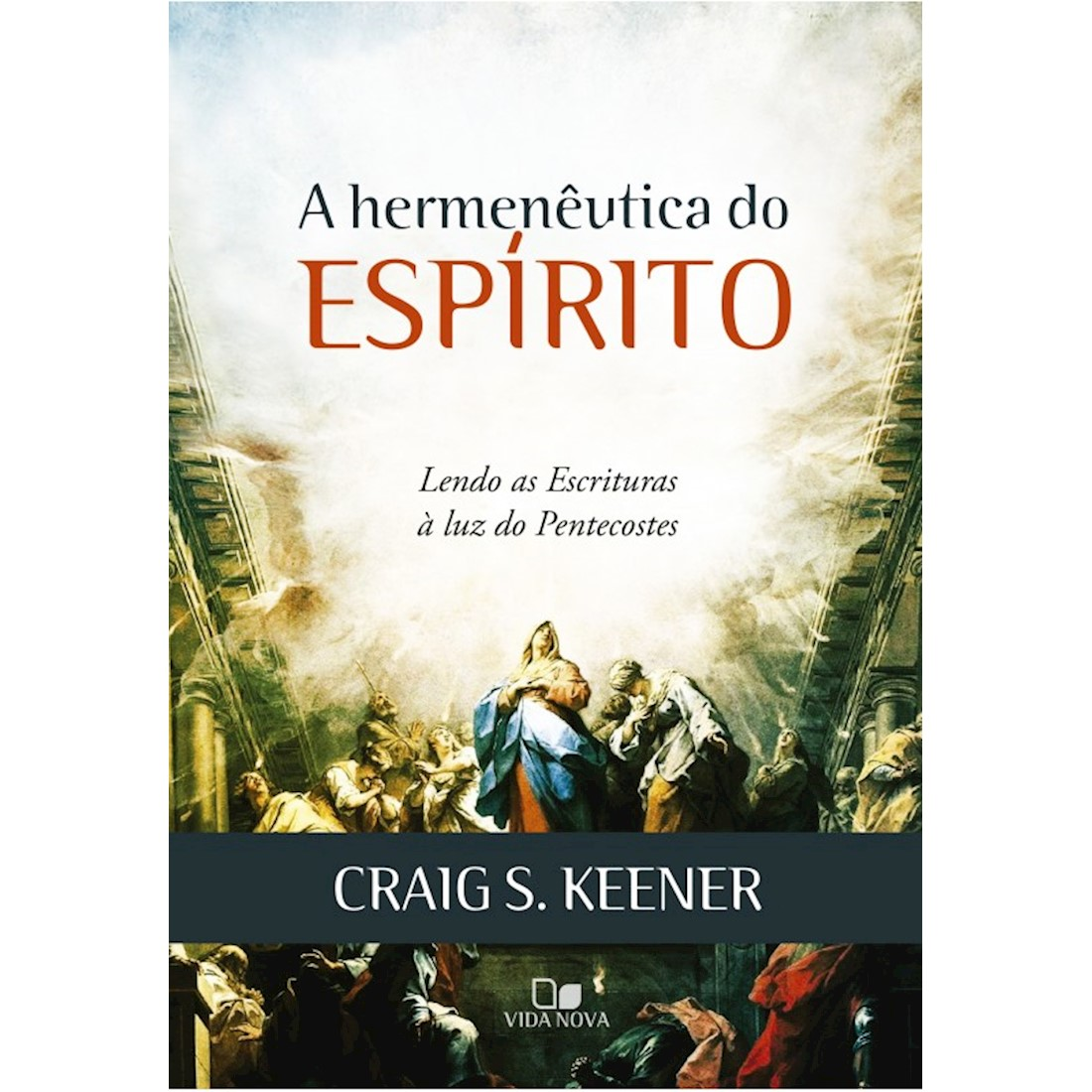 Livro A Hermenêutica do Espírito