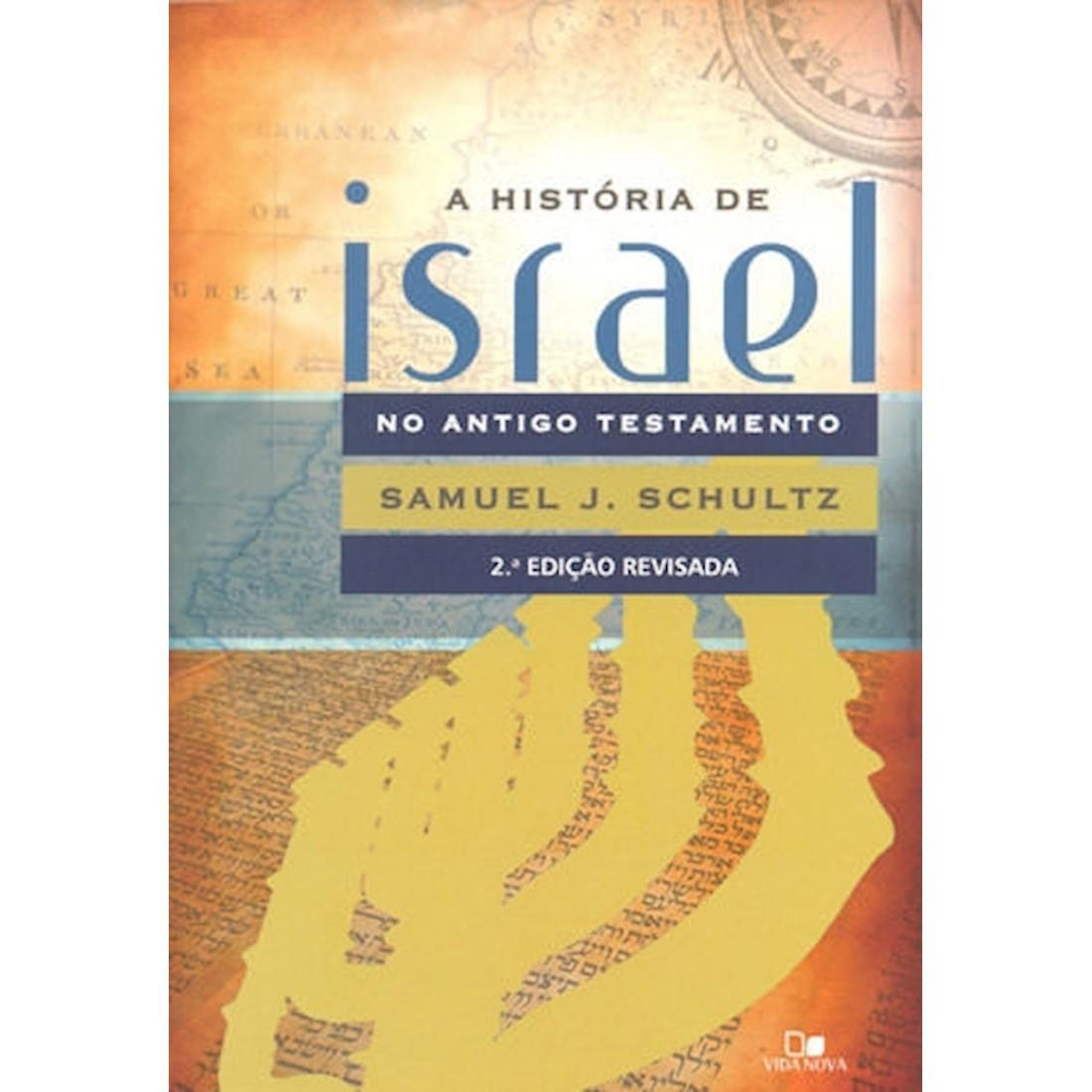 Livro A História de Israel no Antigo Testamento