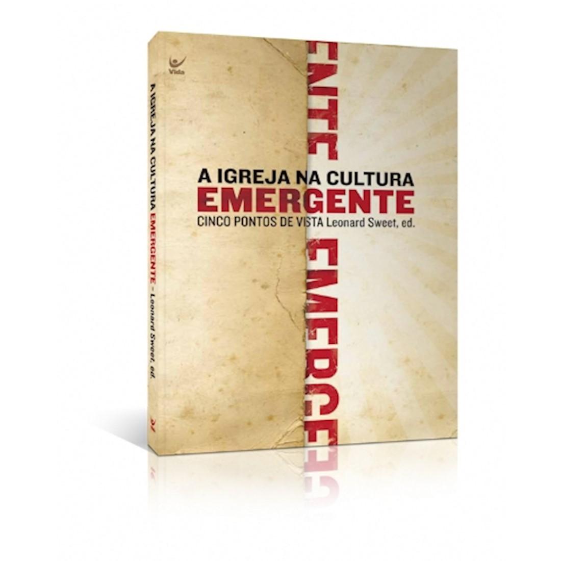 Livro A Igreja na Cultura Emergente