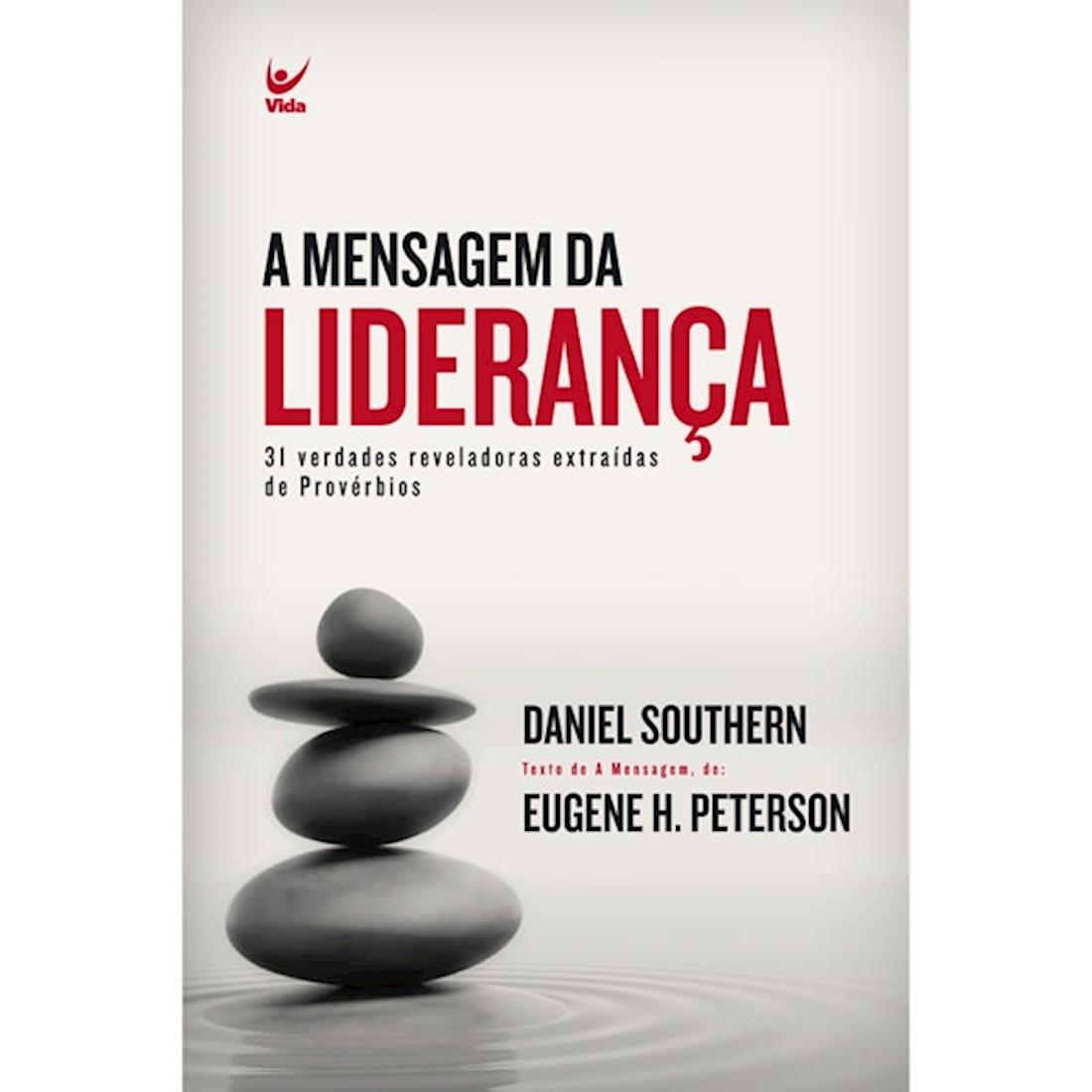 Livro A Mensagem da Liderança