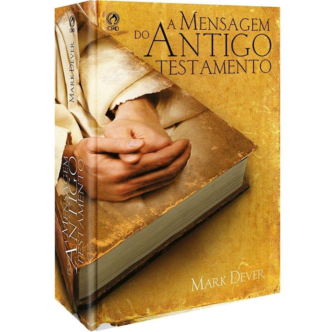 Livro A Mensagem do Antigo Testamento