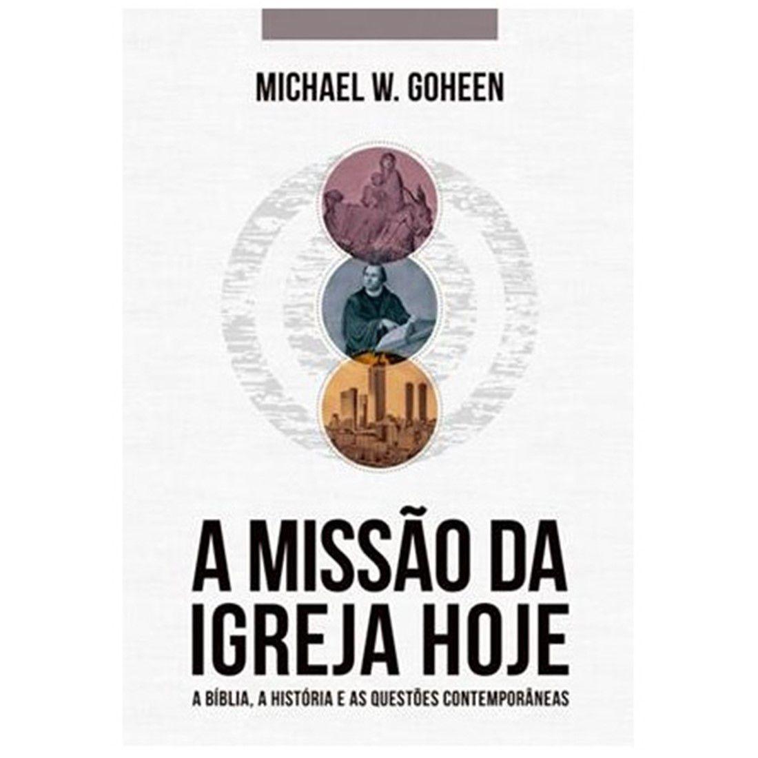 Livro A Missão da Igreja Hoje