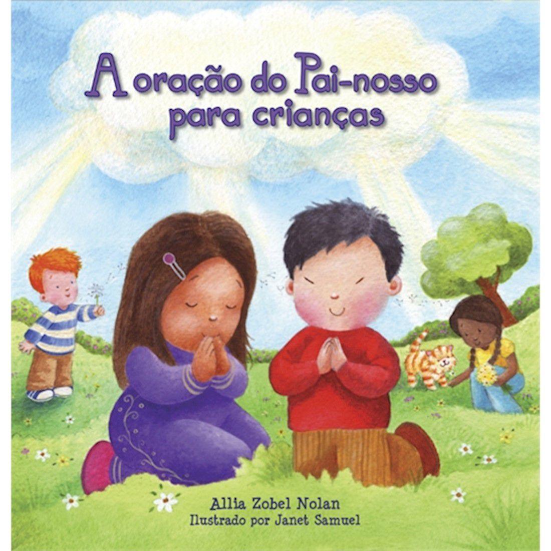 Livro A Oração do Pai-Nosso Para Crianças