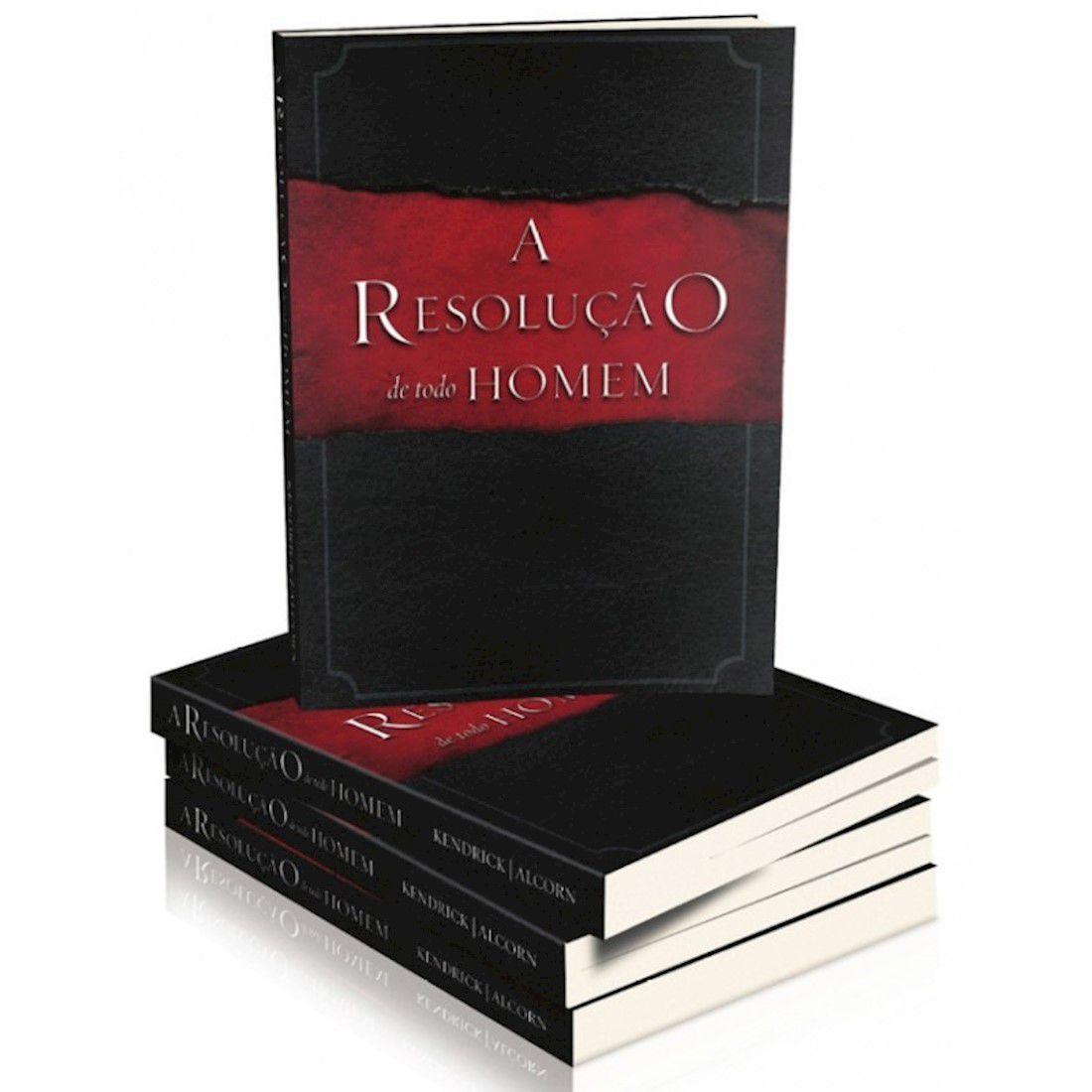 Livro A Resolução de Todo Homem