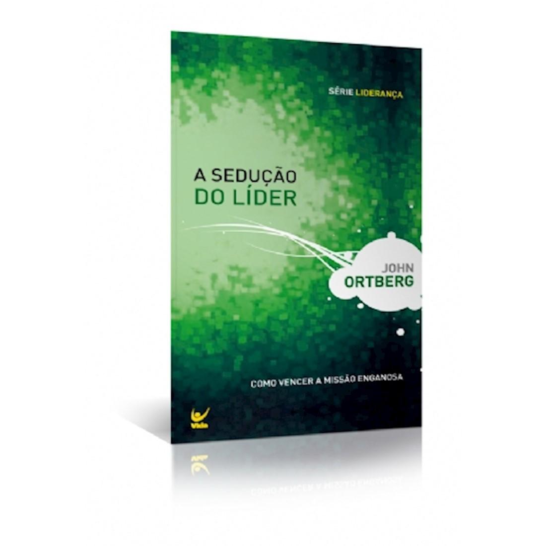 Livro A Sedução do Líder