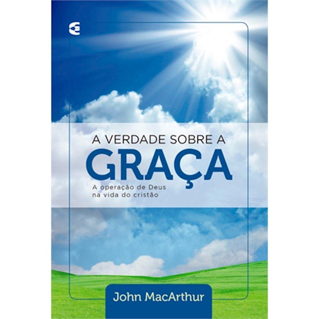 Livro A Verdade Sobre A Graça