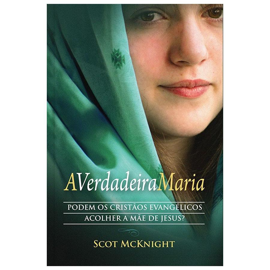 Livro A Verdadeira Maria