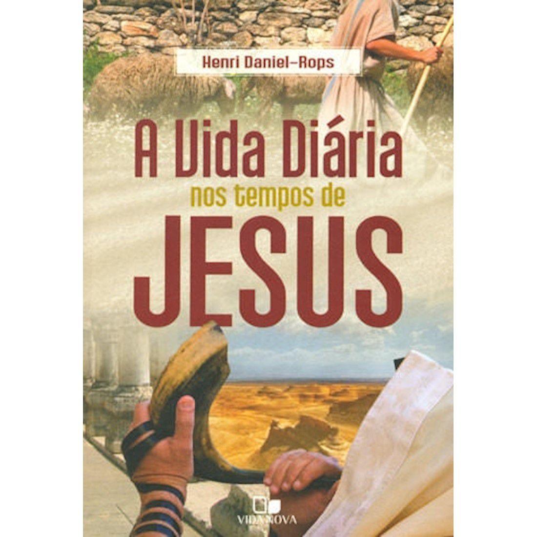 Livro A Vida Diária nos Tempos de Jesus