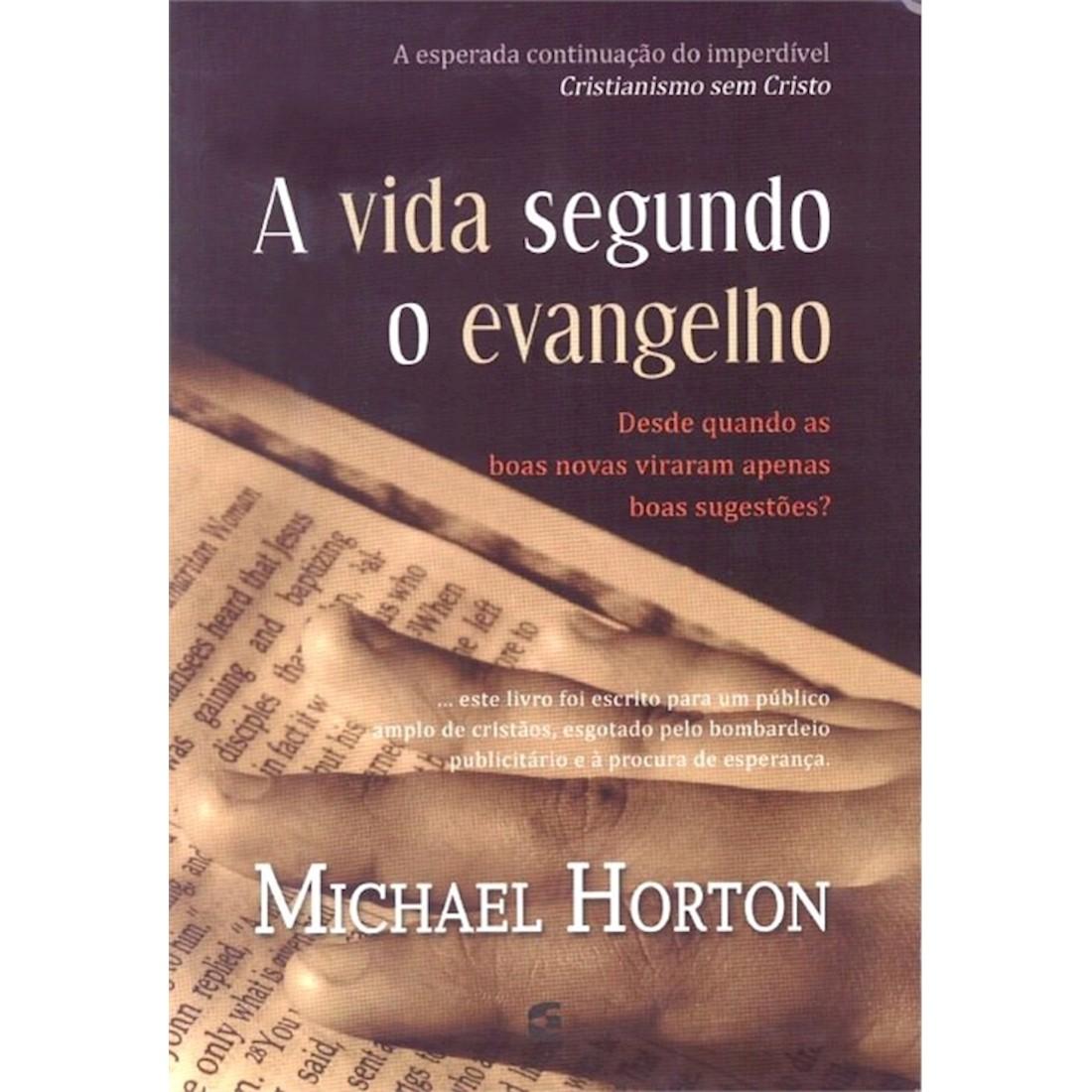 Livro A Vida Segundo O Evangelho