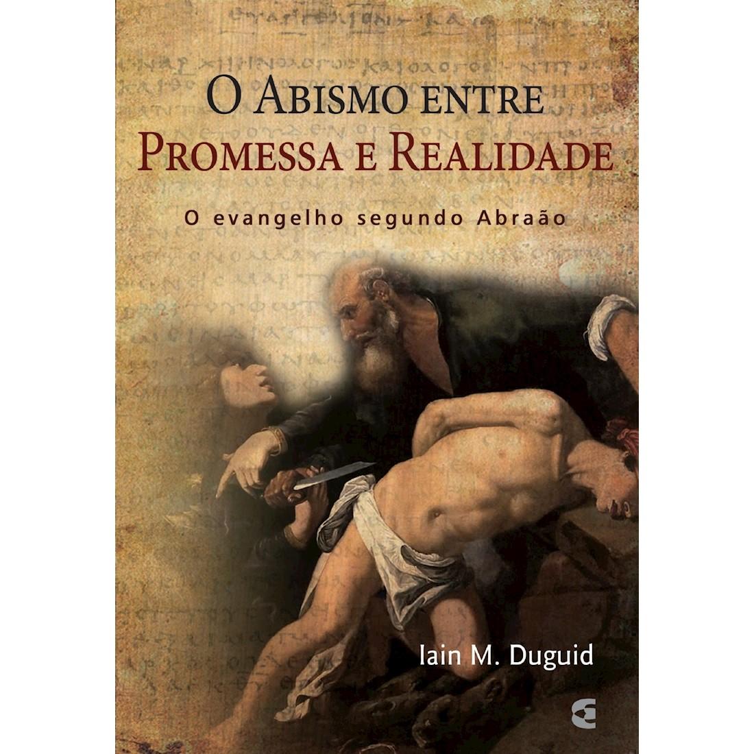 Livro Abismo Entre Promessas e Realidade