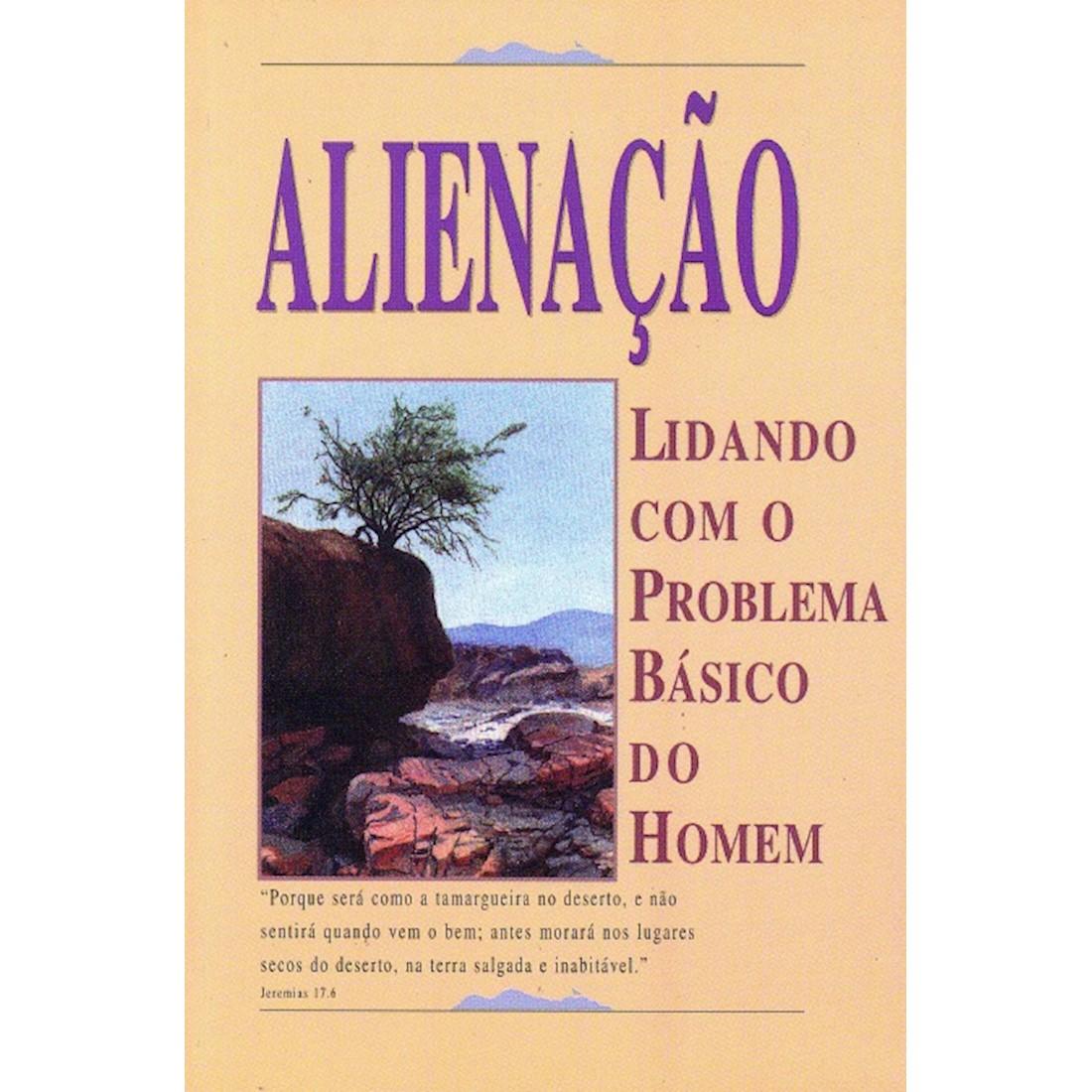 Livro Alienação