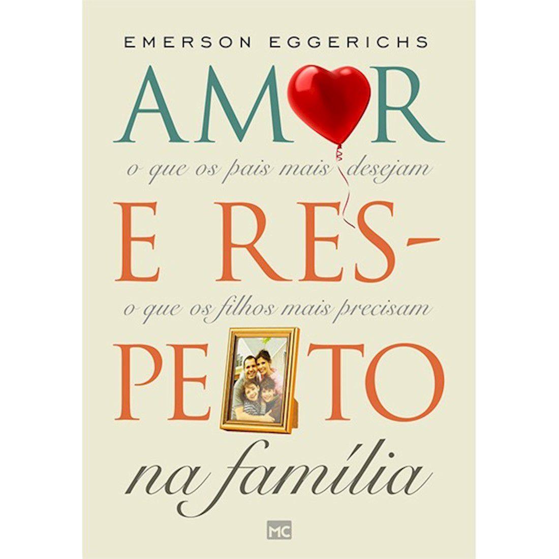 Livro Amor e Respeito na Família