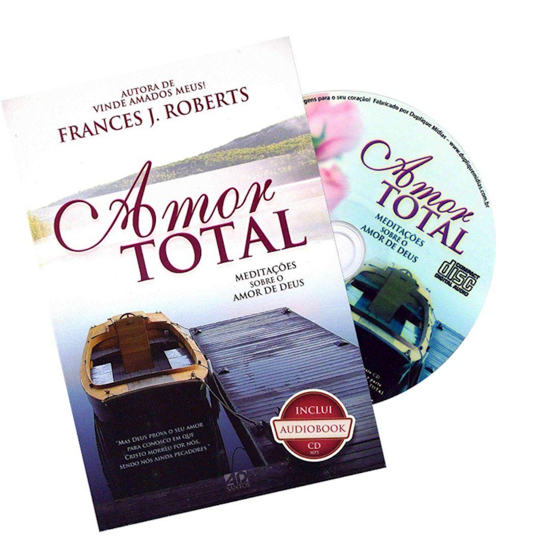 Livro Amor Total - Capa Barco