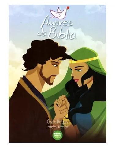 Livro Amores da Bíblia
