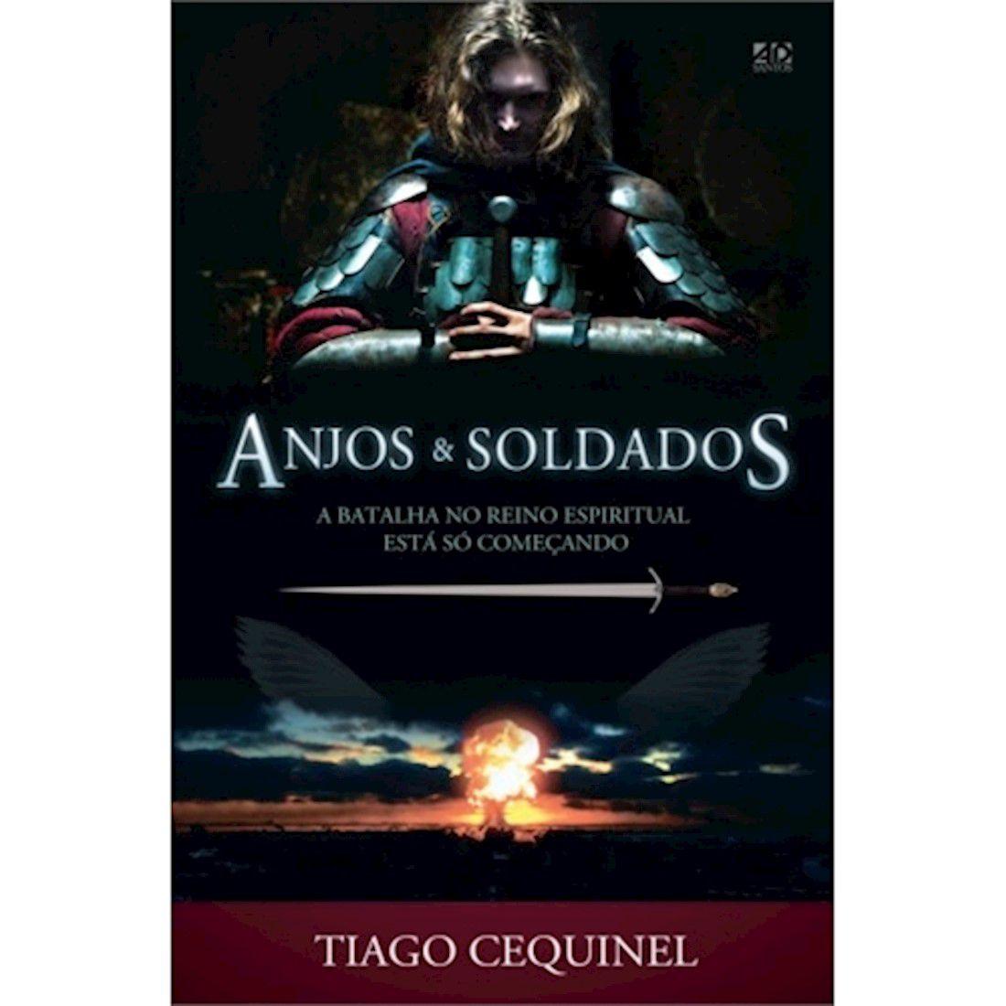 Livro Anjos e Soldados