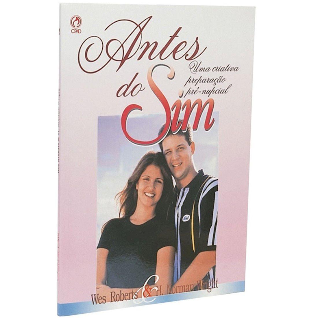 Livro Antes do Sim