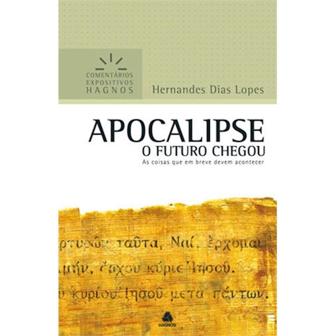 Livro Apocalipse | Comentários Expositivos Hagnos