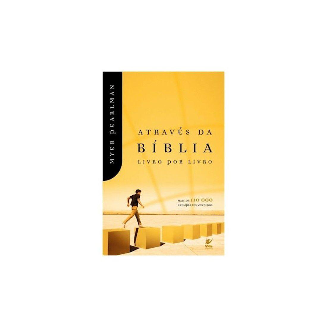 Livro Através da Bíblia Livro Por Livro