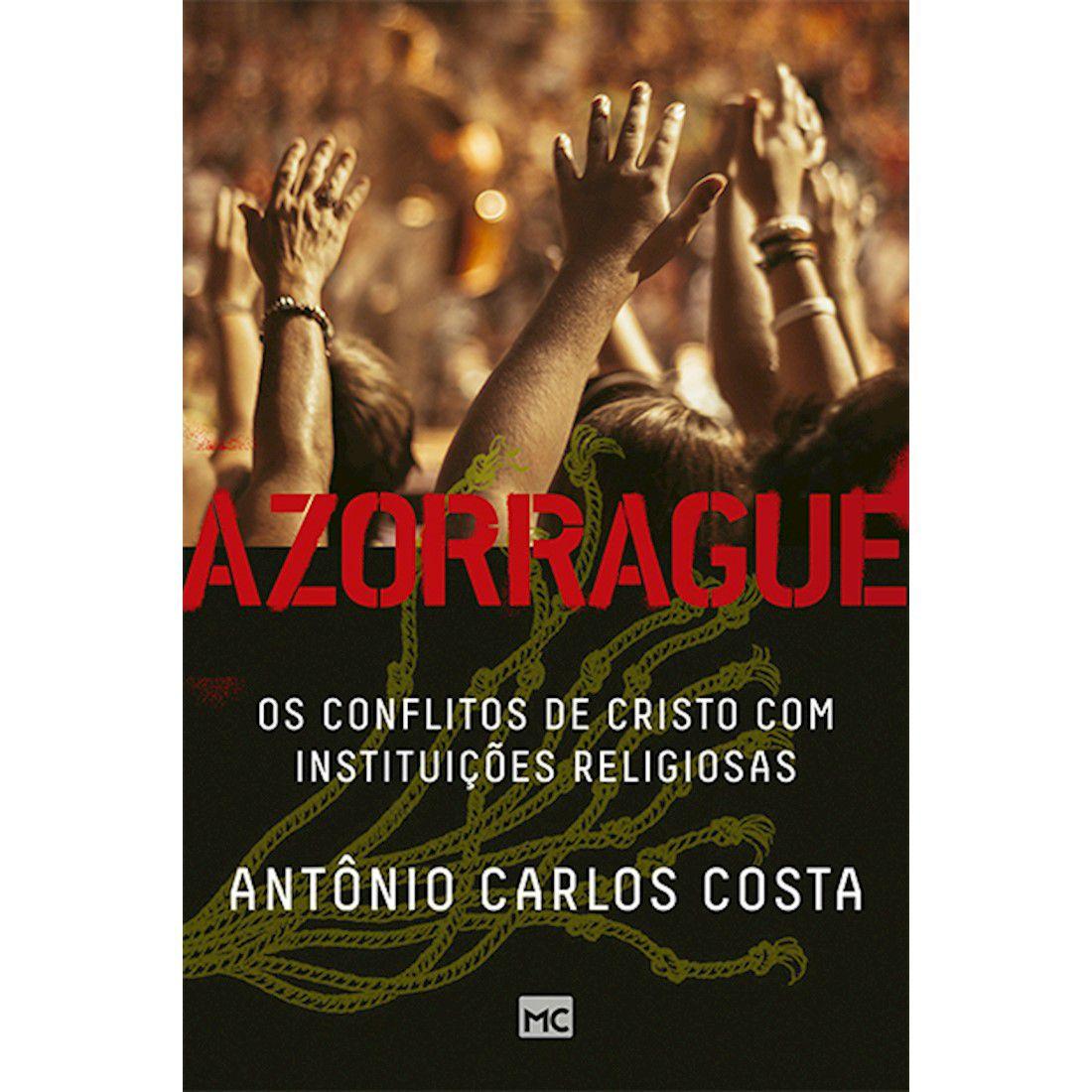 Livro Azorrague