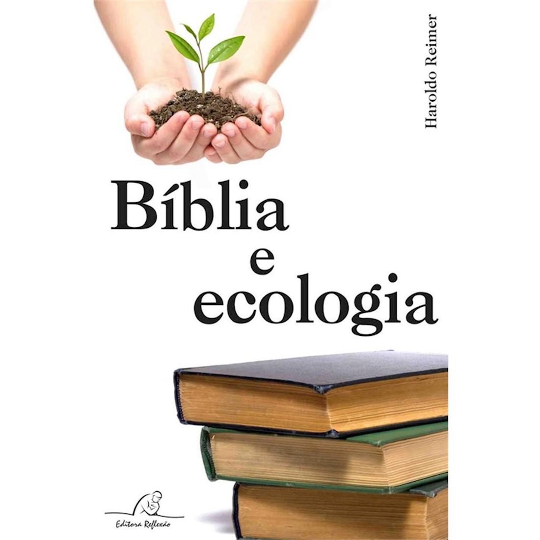 Livro Bíblia e Ecologia