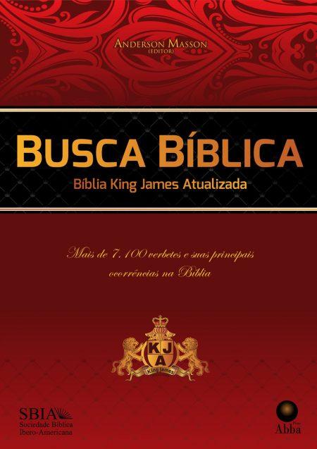 Livro Busca Bíblica KJA